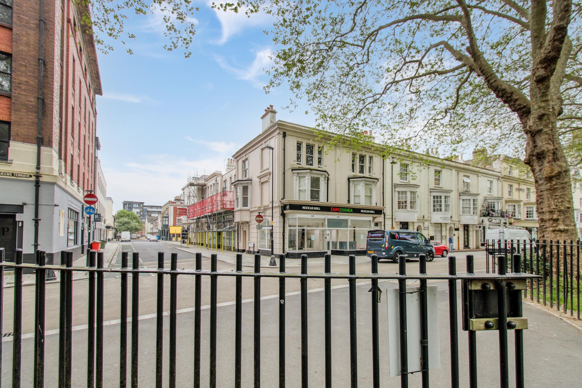 Queens Terrace, Southampton, SO14