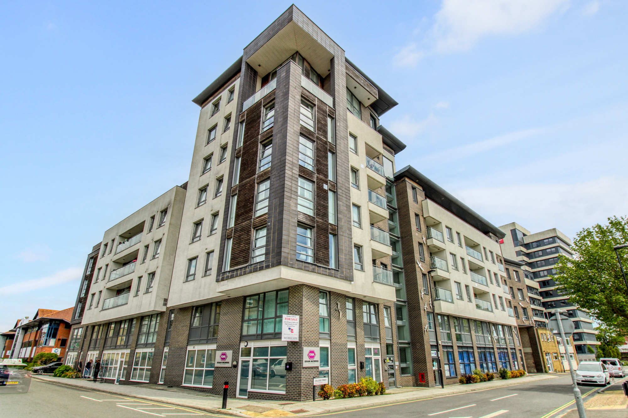 College Street, City Centre, Southampton – Let Agreed